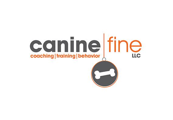 Canine Fine Logo