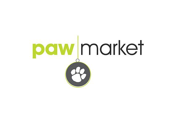 Paw Market Logo