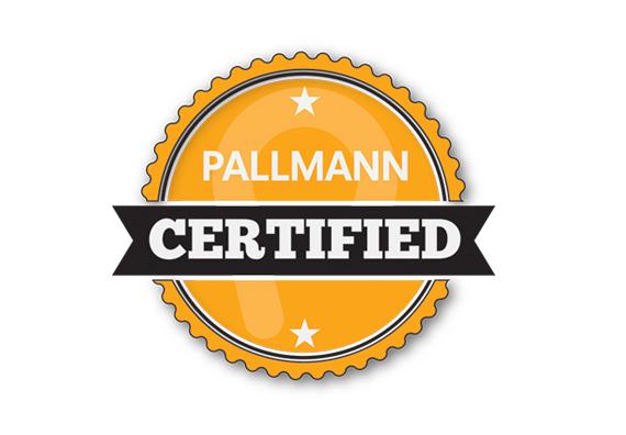 Pallmann Certified Logo