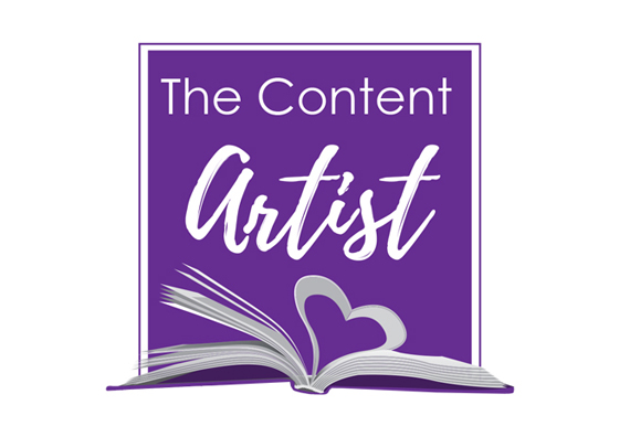 The Content Artist  – Logo