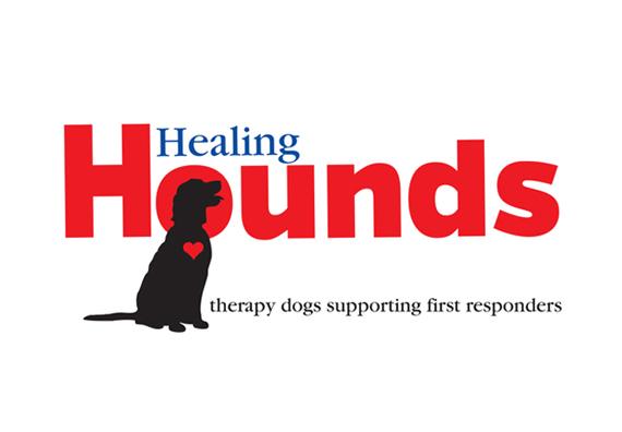 Healing Hounds Logo